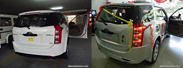 mahindra-xuv500-w8-and-w4-side-by-side-visual-comparison-rear-view