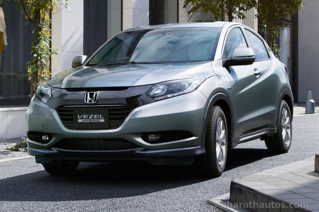 2014-Honda-Vezel-Comapct-SUV-India