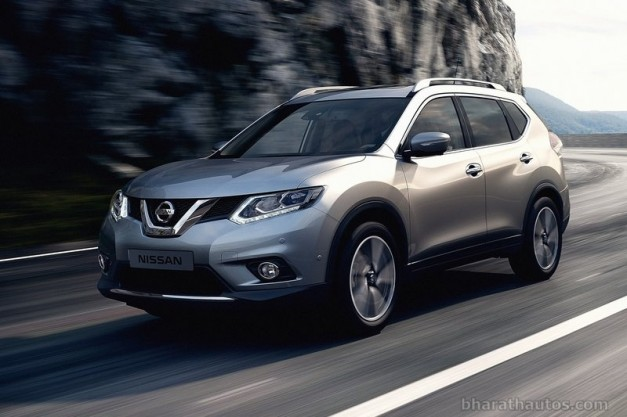 2014-Nissan-X-Trail-India