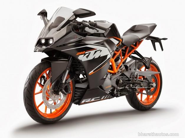 KTM-Duke-RC200-India