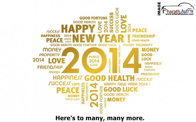bharathautos-team-wish-you-all-happy-and-prosperous-new-year-2014