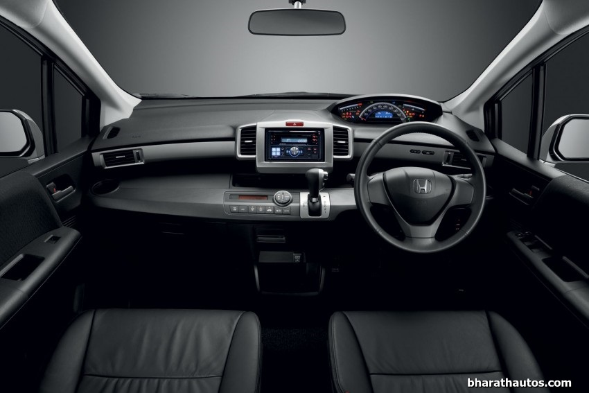 Honda to display Freed MPV at the upcoming Auto Expo in ...