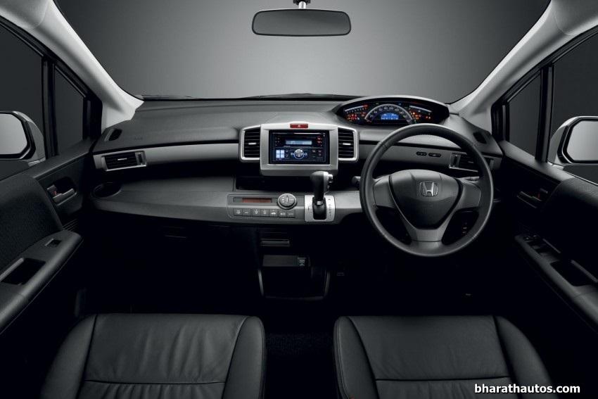 Honda To Display Freed Mpv At The Upcoming Auto Expo In