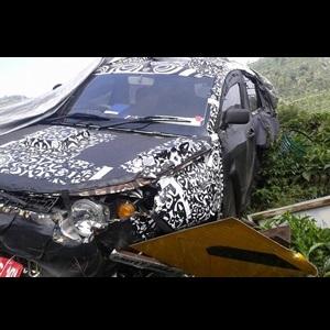 Mahindra S101 Compact SUV crashed while testing, 4 years ...