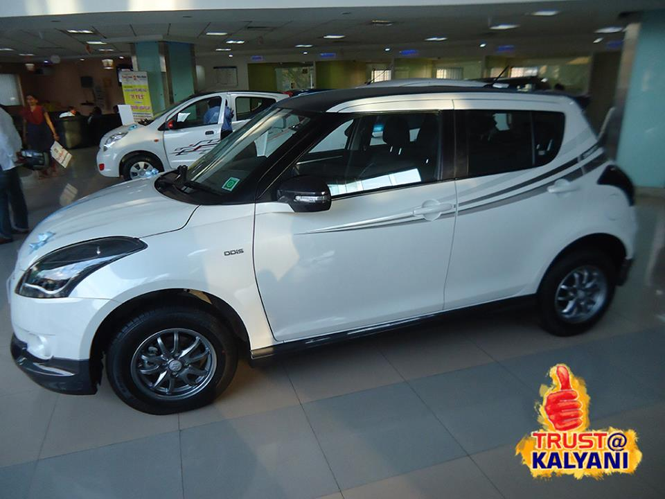 Maruti Swift Platinum Edition Gets Extra Kit Package To