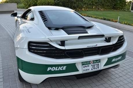 mclaren-mp4-12c-dubai-police-car-rear-view - bharathautos