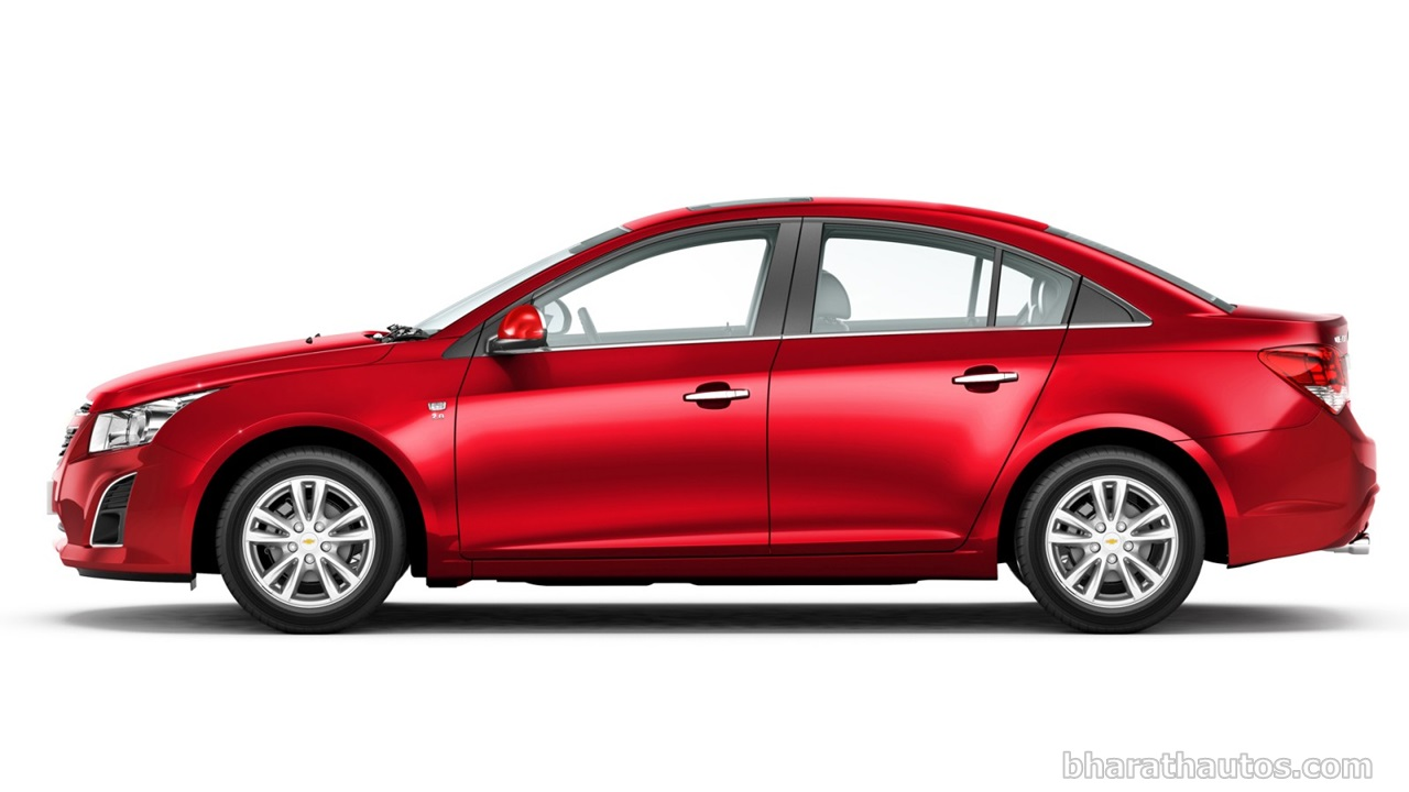 Chevy Cruze Diesel For Sale >> Chevrolet Cruze facelift reaches dealer yard in Mangalore