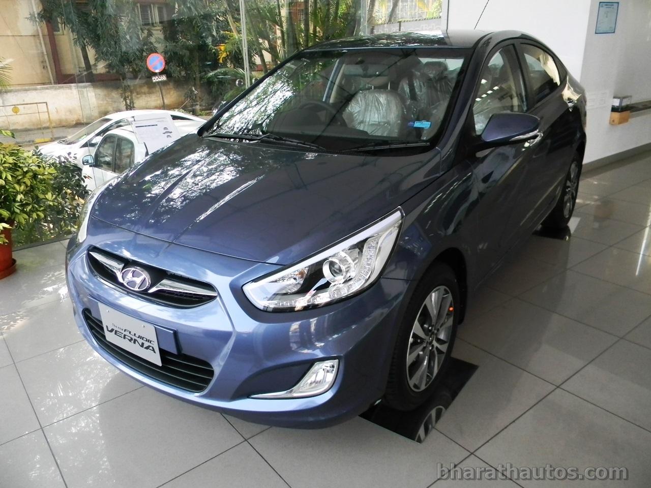 New 2014 Hyundai Verna FrontView