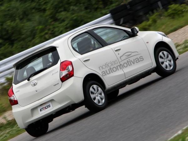 Toyota Etios Liva Facelift Renderings Based On Yaris