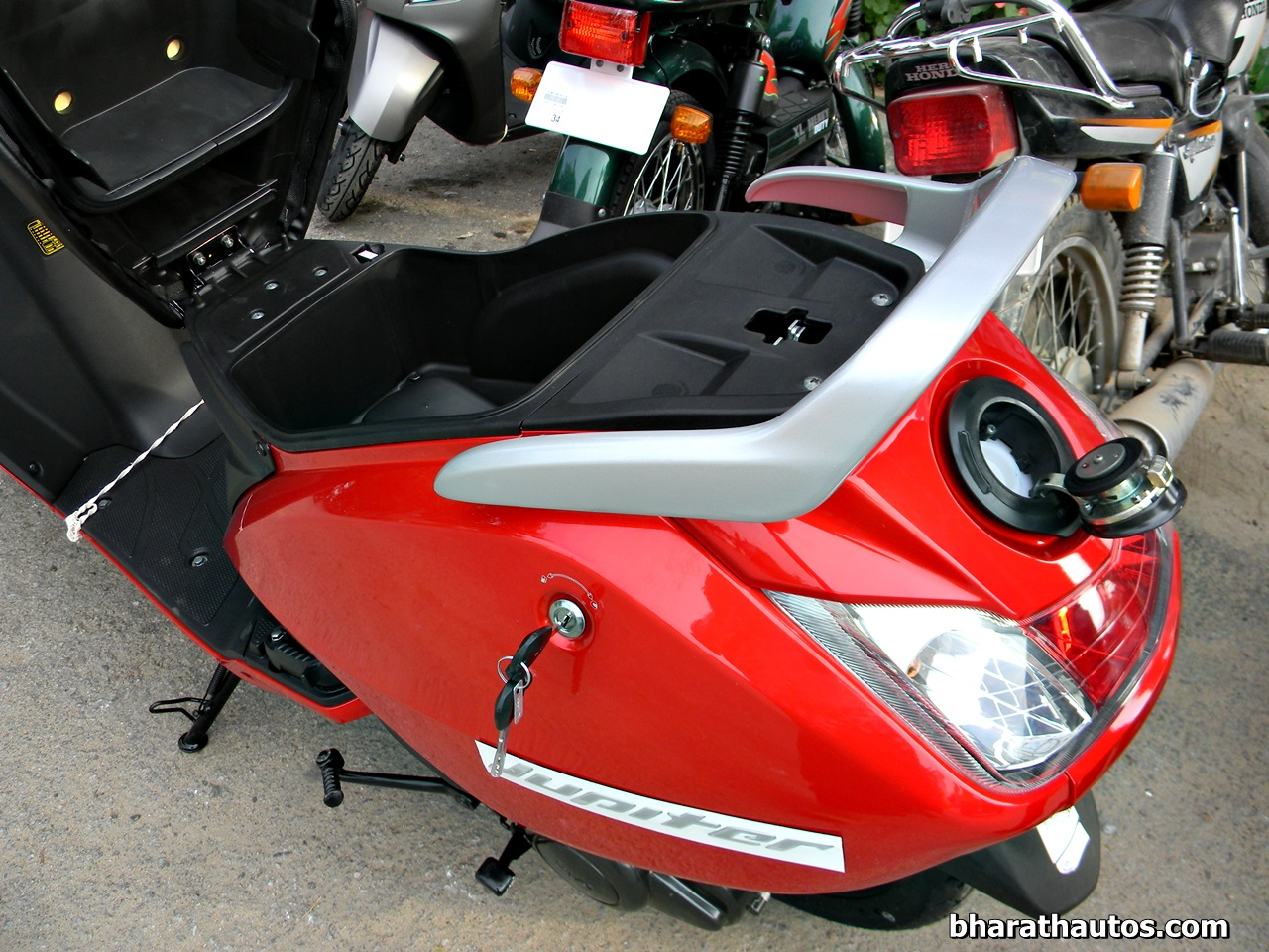 Review Tvs Jupiter New Tvs Scooter Shines