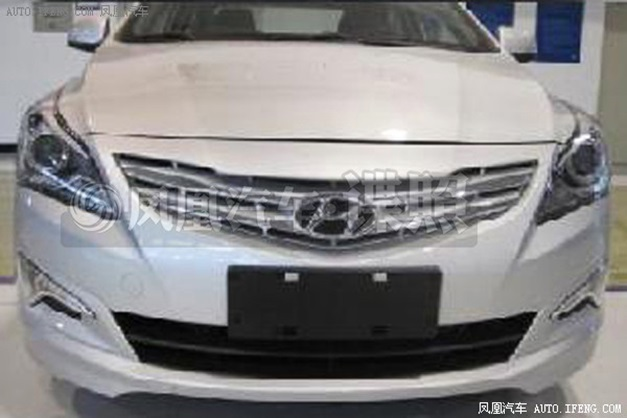 New-2014-Hyundai-Verna-facelift-India-front