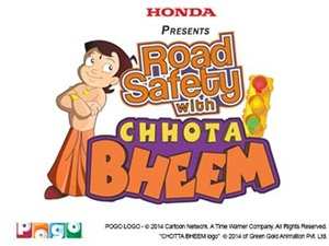 honda-uses-chhota-bheem-to-promote-road-safety-among-kids