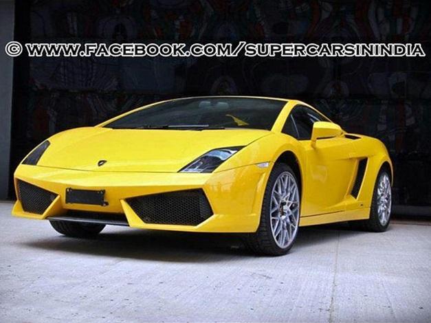 Lamborghini Sesto Elemento Replica Based On Gallardo Lp560 4 By Dc