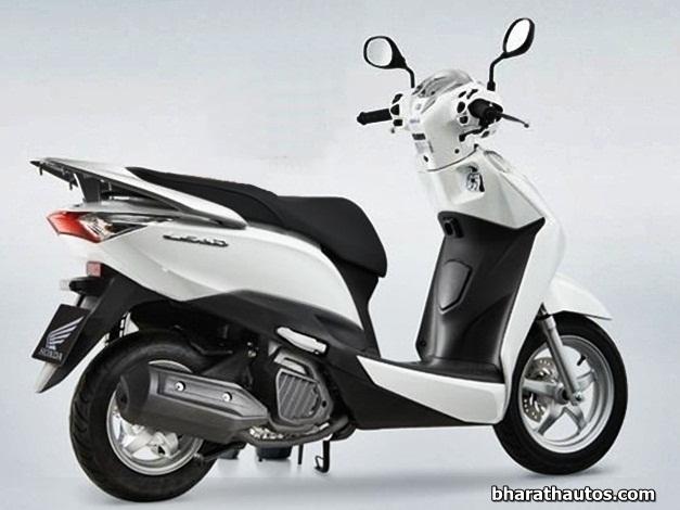 new-honda-lead-125cc-2014-scooter-india-rear