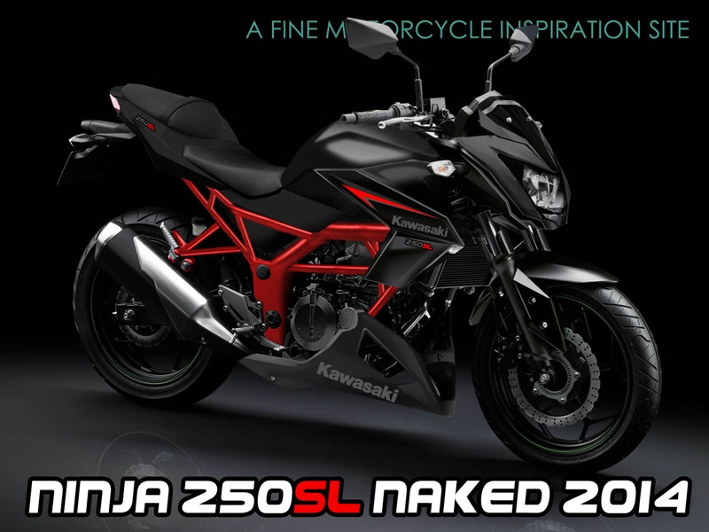 Is Ninja 250cc Kawasaki's upcoming single-cylinder motorcycle?