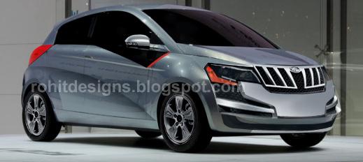 Mahindra Confirms 4 New Vehicle Platforms Gives Sneak