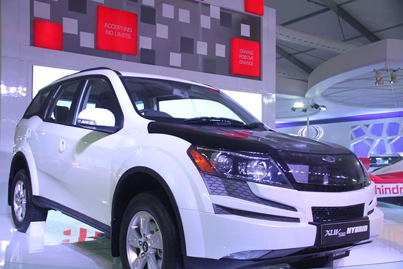 2014-mahindra-xuv500-hybrid - BharathAutos - Automobile News