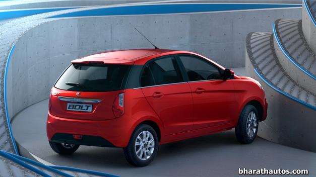 new-tata-bolt-hatchback-2014-rear