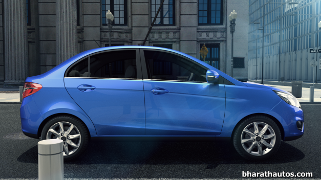 new-tata-zest-compact-sedan-2014-side
