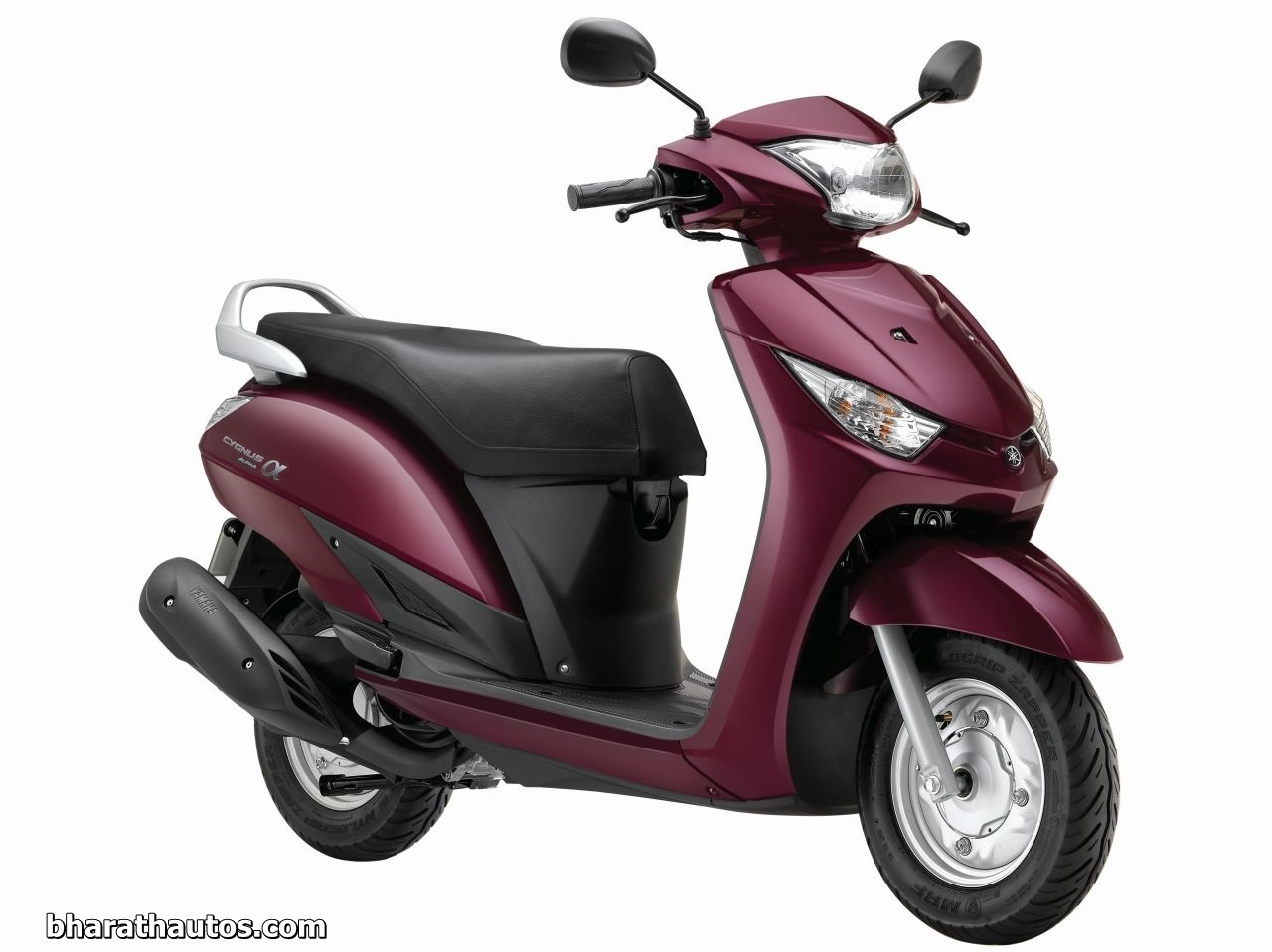 Ray Price Honda >> 2014 Auto Expo - Yamaha Alpha 110 scooter officially launched at Rs. 49,518/-