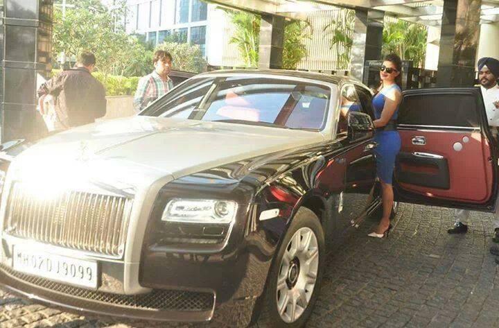 Priyanka Chopra Buys A Rolls Royce Ghost