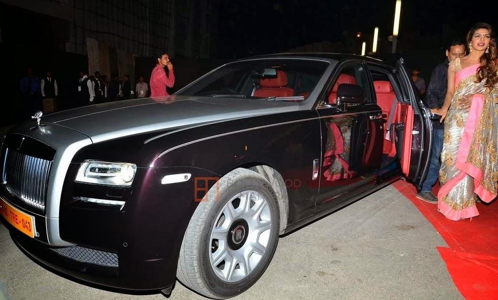 Car Jump Pack >> Priyanka Chopra buys a Rolls Royce Ghost