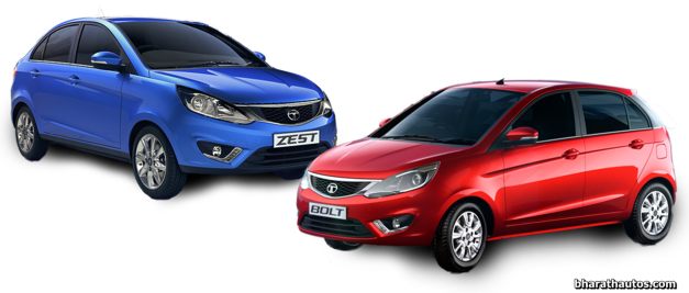 tata-motors-bolt-hatch-and-zest-compact-sedan-