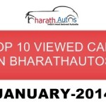 top-10-viewed-cars-on-bharathautos-january-2014