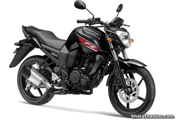 2014 New Yamaha FZ-16 - Panther Black (Main Color)