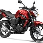 2014 New Yamaha FZ-16 - Raider Red