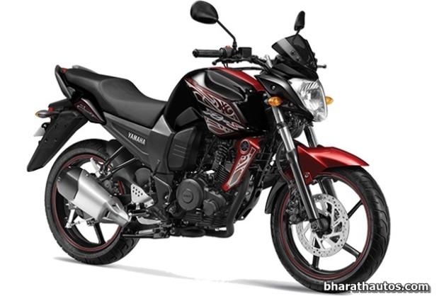 2014 New Yamaha FZ-S - Pouncing Black (Main Color)