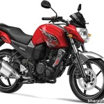 2014 New Yamaha FZ-S - Preying Red
