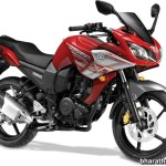 2014 New Yamaha Fazer - Ravine Red