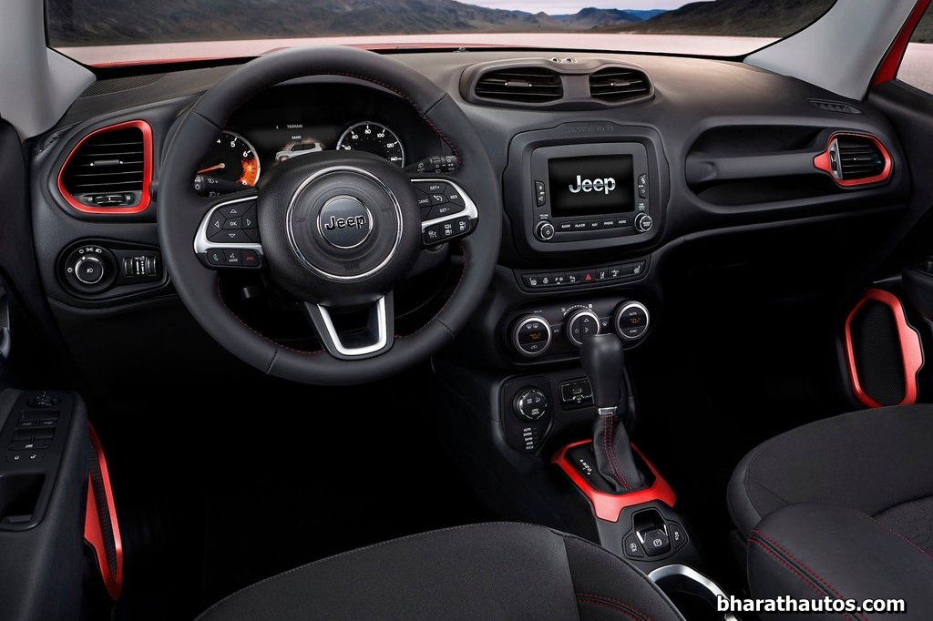 2015 Jeep Renegade India 003 Bharathautos Automobile News Updates