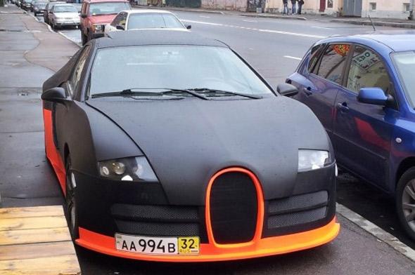 Buggati veyron replica