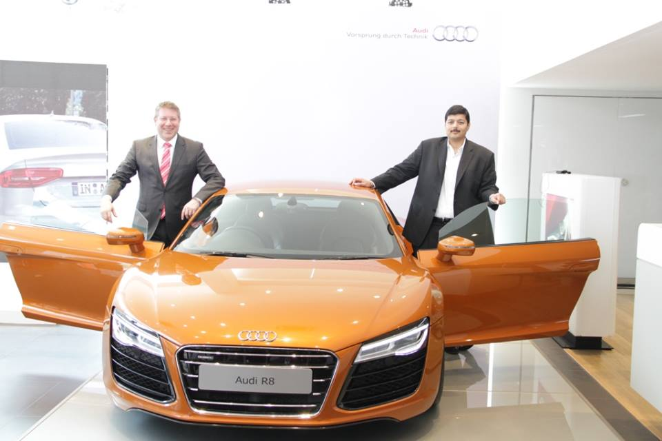 Audi Showroom In Visakhapatnam Opens Its Doors 2nd Showroom In