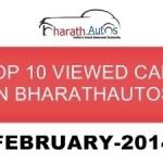 top-10-viewed-cars-on-bharathautos-february-2014