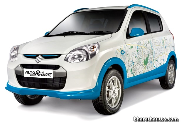 Indian Maruti Suzuki Alto