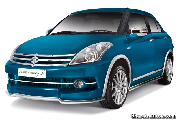 2014-Auto-Expo-Maruti-Suzuki-Dzire_Opula-Modified