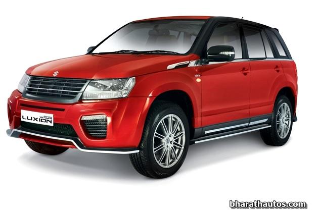 2014-Auto-Expo-Maruti-Suzuki-Grand_Vitara_Luxion-Modified