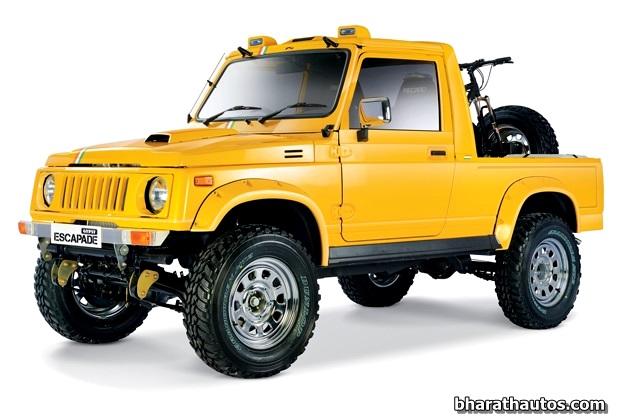 2014-Auto-Expo-Maruti-Suzuki-Gypsy_Escapade-Modified