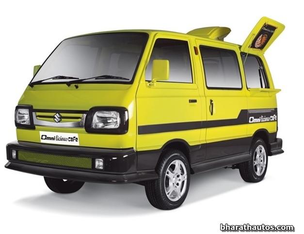 2014-Auto-Expo-Maruti-Suzuki-Omni_Cafe-Modified-Front