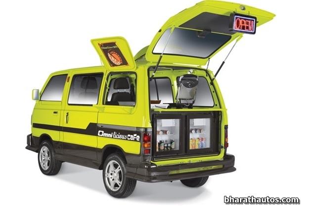 2014-Auto-Expo-Maruti-Suzuki-Omni_Cafe-Modified-Rear