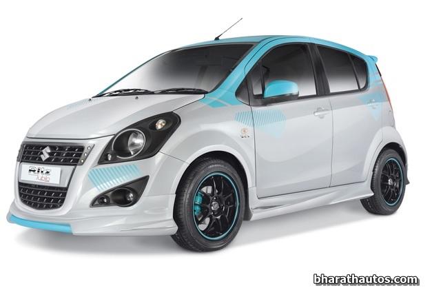 2014-Auto-Expo-Maruti-Suzuki-Ritz_Jubilo-Modified