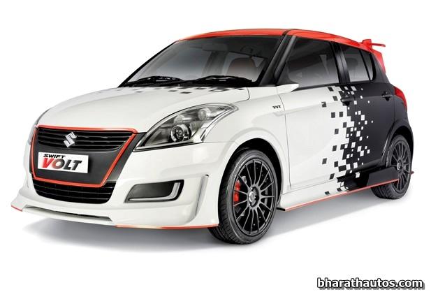 2014-Auto-Expo-Maruti-Suzuki-Swift_Bolt-Modified