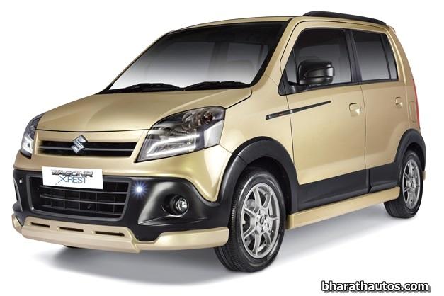 2014-Auto-Expo-Maruti-Suzuki-WagonR_Xrest-Modified