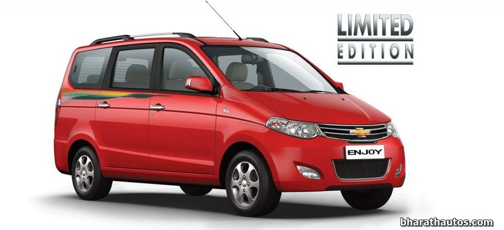 Chevrolet Enjoy Archives Bharathautos Automobile News Updates
