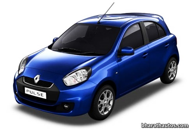 renault pulse updated for 2014 with new micra s dashboard. Black Bedroom Furniture Sets. Home Design Ideas