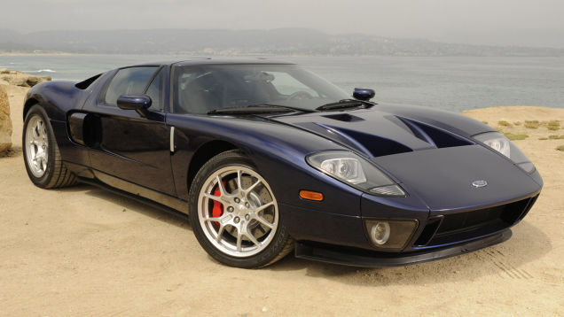 Ford Gt India