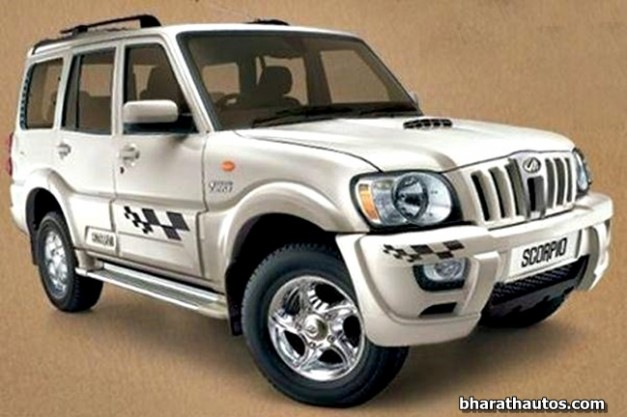 Mahindra-Scorpio-Special-Edition-exterior